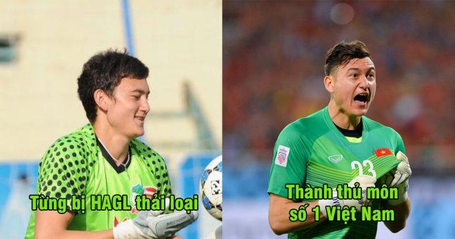 10 sự thật về Đăng Văn Lâm: Từng bị đồng đội đuổi đánh, bị loại khỏi HAGL và U19