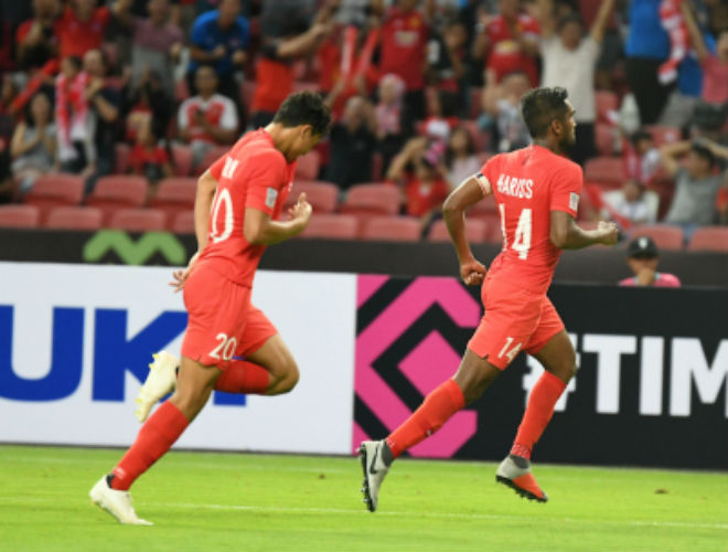 Thi đấu thăng hoa, Singapore hạ gục Timor Leste bằng cơn mưa bàn thắng