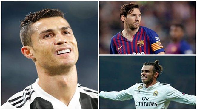 10 cầu thủ xuất sắc nhất Champions League 2018/2019: Không Ronaldo
