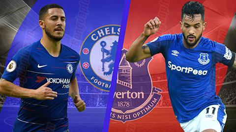 Chelsea vs Everton: Hướng tới ngôi đầu