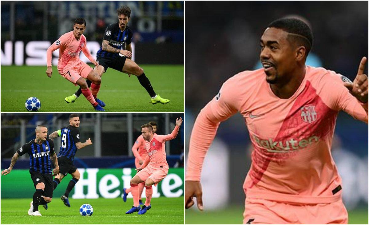 """""""Bom xịt"""" tỏa sáng, Barca vẫn đánh rơi chiến thắng trên đất Italia ở những phút cuối cùng"""