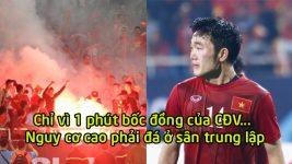 Bóng đá Việt nhận án phạt vì CĐV đốt pháo sáng ở trận thắng Malaysia: Tẩy chay những CĐV vô ý thức!