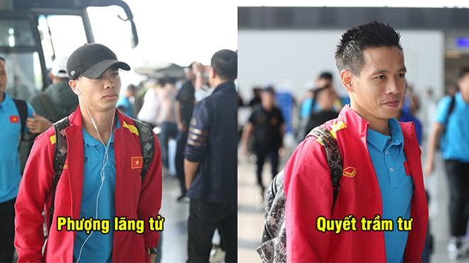 CHÙM ẢNH: ĐT Việt Nam chính thức lên đường đến Philippines, được lực lượng an ninh bảo vệ rất an toàn