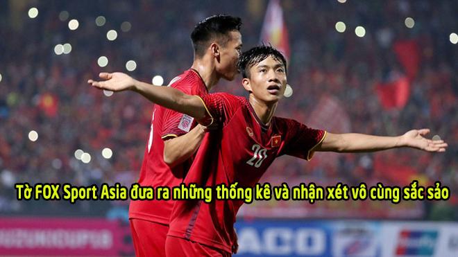 Báo châu Á liên tục khen ngợi với chiến thắng đậm đà của Việt Nam trước Campuchia