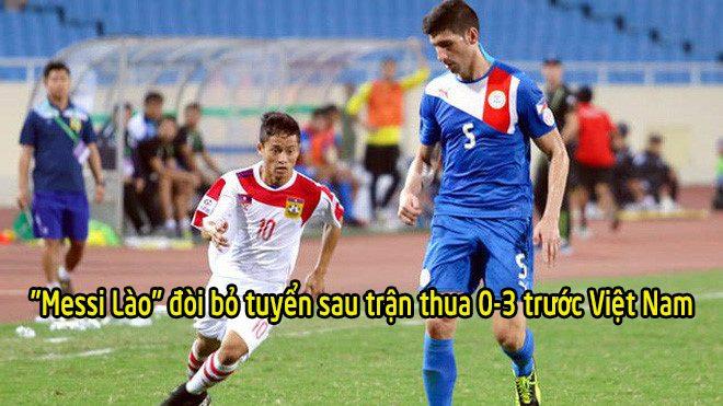 5 cầu thủ bị thổi phồng quá mức tại AFF Cup: 'Messi' Lào dẫn đầu!