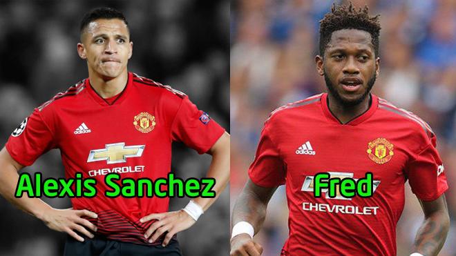"""6 ngôi sao tệ nhất của Man Utd từ đầu mùa: Nỗi thất vọng lớn mang tên """"số 7"""""""