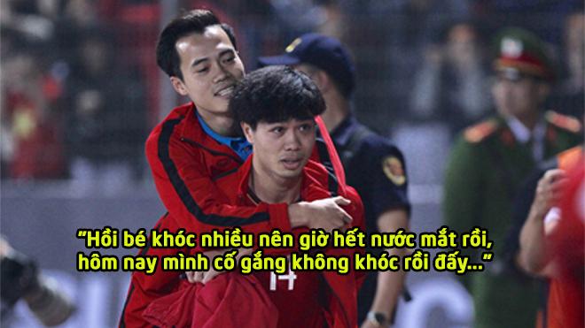 Văn Toàn trải lòng sau khi phải chia tay AFF Cup 2018 vì chấn thương khiến ai cũng xót xa