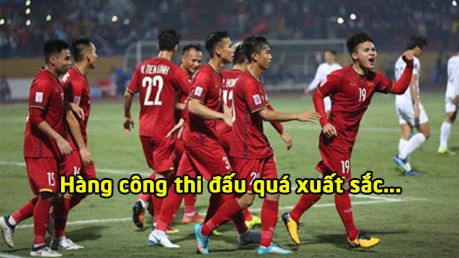 5 điểm nhấn ĐT Việt Nam 3-0 ĐT Campuchia: Thầy Park khiến tất cả phải nể phục vì đấu pháp quá tuyệt vời!