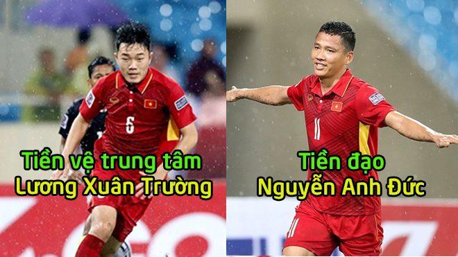 """Hé lộ đội hình """"xe buýt"""" của ĐT Việt Nam ở trận đấu với ĐT Malaysia, hàng tiền vệ quá chất lượng"""