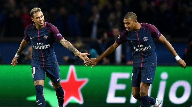 Song sát Neymar – Mbappe thi đấu như lên đồng, PSG khiến cả châu Âu khiếp sợ với chiến thắng thứ 12 liên tiếp