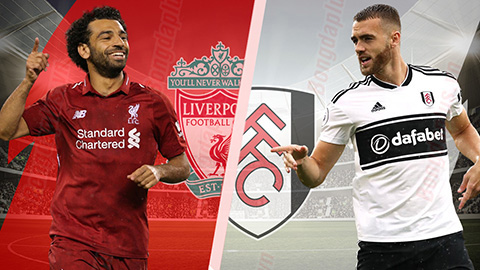 Liverpool vs Fulham: Tội nghiệp Fulham!!!