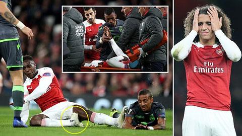 Dính chấn thương nặng, Danny Welbeck có thể không bao giờ chơi bóng được nữa