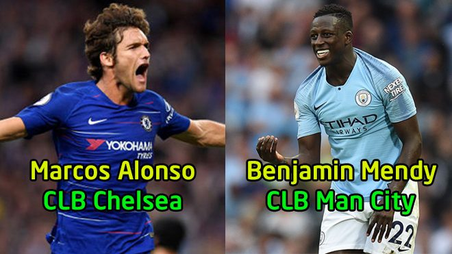 """Top 3 hậu vệ trái hàng đầu Premier League hiện nay: Ấn tượng """"siêu quậy"""" Man City"""
