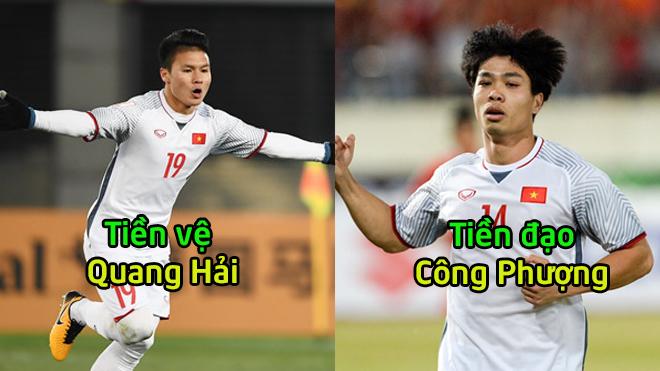 Đội hình lý tưởng theo sơ đồ 3-5-2 của ĐT Việt Nam trước ĐT Malaysia: Công cường thủ chắc!