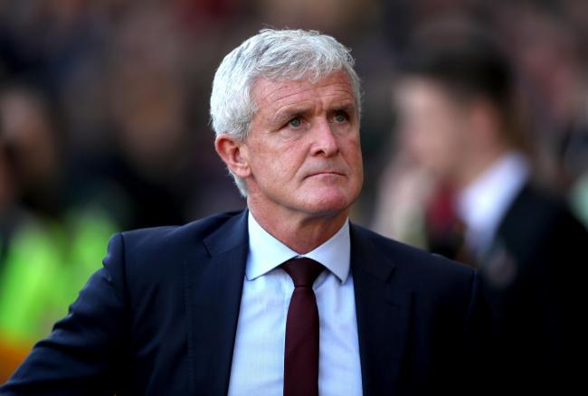 CHÍNH THỨC: Để hòa Man Utd, HLV Mark Hughes bị Southampton sa thải