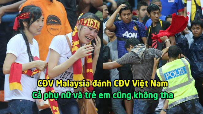 Đá trận lượt đi ở Malaysia, tất cả uất nghẹn khi nhớ về hàng loạt trò bẩn mà họ gây ra cho chúng ta 4 năm trước