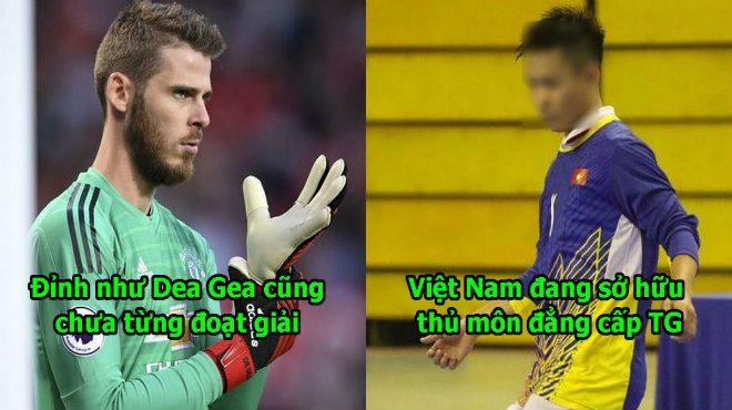 Đẳng cấp vượt tầm châu lục, thủ môn Việt Nam vinh dự được đề cử giải thưởng danh giá nhất thế giới khiến tất cả tự hào