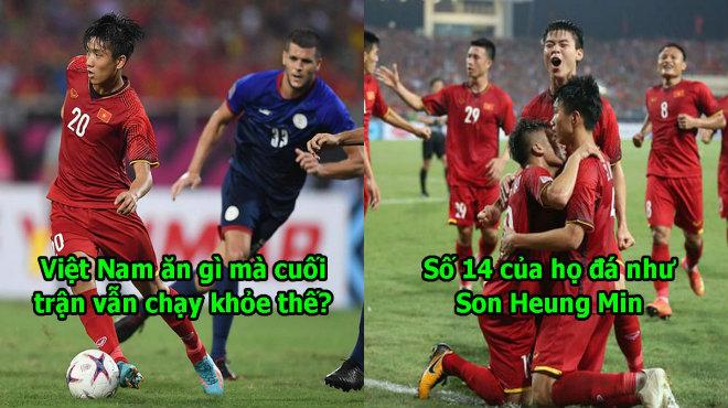 """CĐV Hàn Quốc: """"Cầu thủ số 14 là Son Heung Min Việt Nam à? Xem anh ta đá sướng mắt thật"""""""