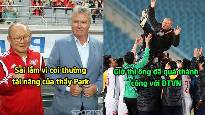 """Báo Hàn Quốc: """"Trời ơi, chúng ta đã bỏ phí tài năng của HLV Park Hang-seo, thật thất vọng biết bao!"""""""