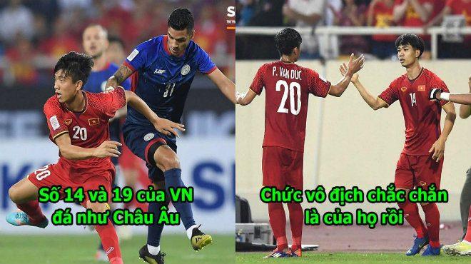"""""""Việt Nam có 2 cầu thủ đẳng cấp thật, họ xứng đáng là ông vua mới của Đông Nam Á"""""""