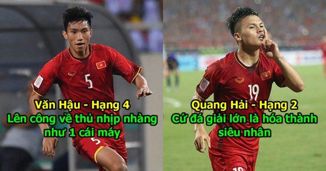 Top 4 cầu thủ tiến bộ nhanh nhất dưới thời HLV Park Hang Seo: Vidic Việt Nam càng ngày càng cứng cáp