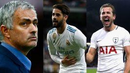Chuyển nhượng 11/12: HLV Mourinho từ chối Real, Kane có thể sẽ tới Barca