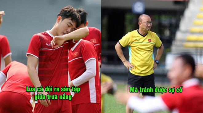 Không chỉ giỏi chiến thuật mà còn có tài tiên tri, thầy Park giúp ĐT Việt Nam tránh được sự cố bất khả kháng ở Malaysia thế này đây