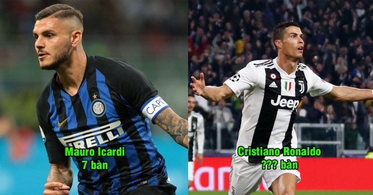 Cập nhật cuộc đua Vua phá lưới Serie A 2018/19: Ronaldo đã CHÍNH THỨC vươn lên ngôi vị bá chủ