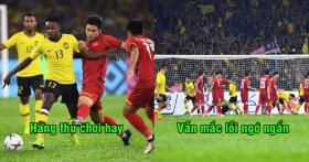 """Chuyên gia châu Á: """"Việt Nam toàn thua những bàn ngớ ngẩn, đáng lẽ ra phải thắng rồi"""""""