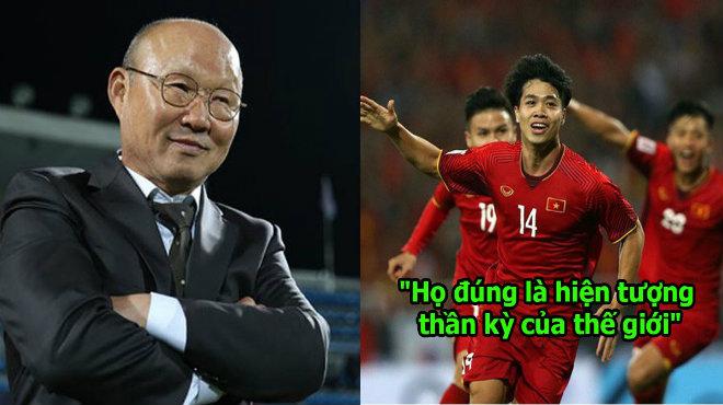 """Báo Hàn Quốc: """"Gh.ê g.ớ.m thật, ĐTVN nhảy 30 bậc trên BXH FIFA còn chúng ta chỉ lên nổi 2 bậc"""""""
