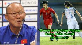 """Chuyên gia bóng đá Malaysia: """"Công Phượng còn mài quần ngồi dự bị thì ĐTVN quá mạnh rồi"""""""