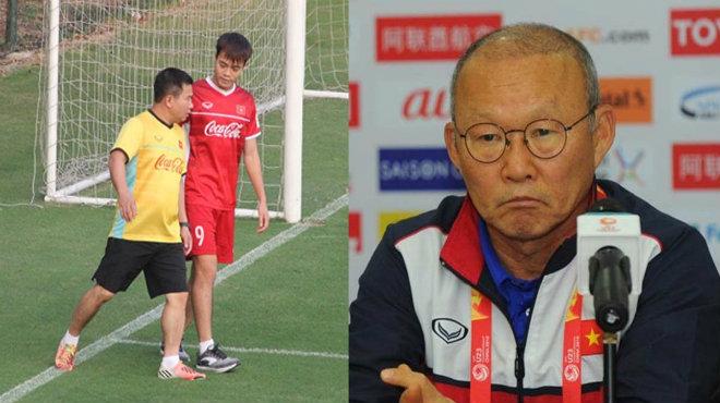 Vừa về nước, thầy Park đã nhận tin sét đánh về Văn Toàn, buồn cho em quá!