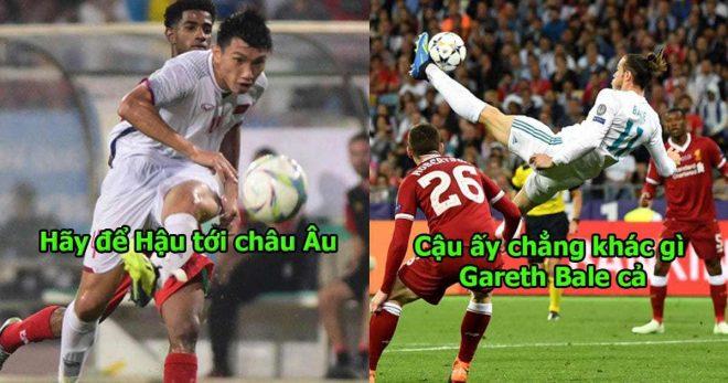 Chuyên gia bóng đá Hà Lan: Văn Hậu là Gareth Bale thứ 2, hãy để cậu ấy thi đấu ở châu Âu đi!