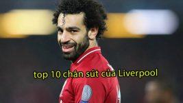 Top 10 chân sút hàng đầu lịch sử Champions League của Liverpool