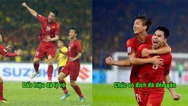 Dấu hiệu cho thấy ĐT Việt Nam sẽ vô địch AFF Cup năm nay, chuẩn bị ăn mừng đi thôi