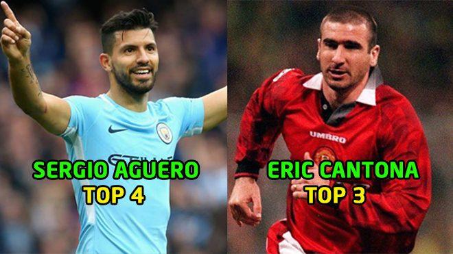 Top 30 tiền đạo xuất sắc nhất lịch sử Premier League (P2): Gọi tên huyền thoại Arsenal