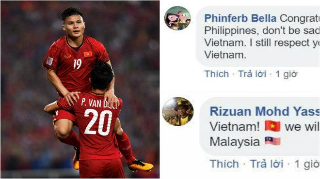 """CĐV quốc tế: """"Việt Nam nên xây một SVĐ lớn hơn, tôi cứ ngỡ Mỹ Đình như là Old Trafford vậy, quá cuồng nhiệt"""""""