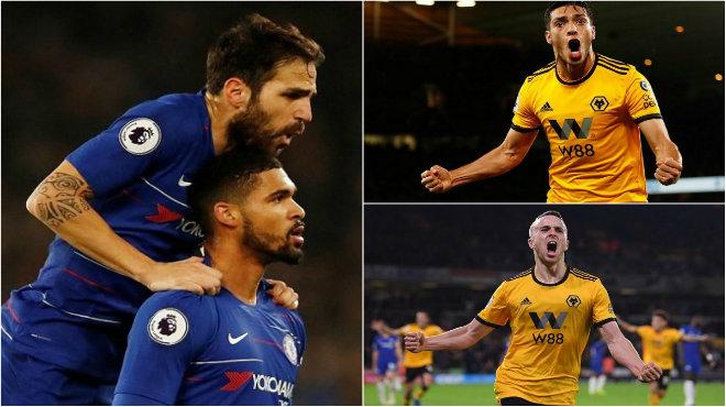 """Phơi áo trước Wolves theo cách tệ hại nhất, Chelsea chính thức """"đầu hàng"""" trong cuộc đua vô địch Premier League"""
