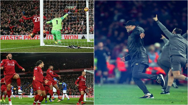 """Mắc sai lầm ngớ ngẩn hơn cả Karius, thủ thành tuyển Anh """"biếu không"""" cho Liverpool 3 điểm quý giá"""