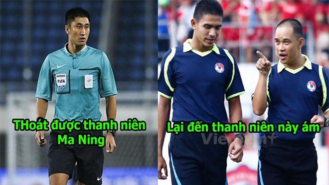 Thoát được trọng tài Trung Quốc, CĐV Việt Nam lại hết sức lo lắng vì cái tên này sẽ cầm còi tối nay