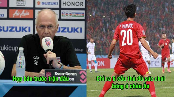 """HLV của ĐT Philippines chia sẻ: """"6 cầu thủ này của Việt Nam đủ sức chơi bóng ở châu Âu"""""""