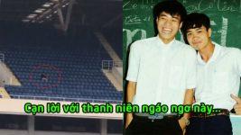 CẠN LỜI: Thanh niên nhầm lịch đội mưa đến sân Mỹ Đình, một mình đợi chờ để cổ vũ đội tuyển Việt Nam