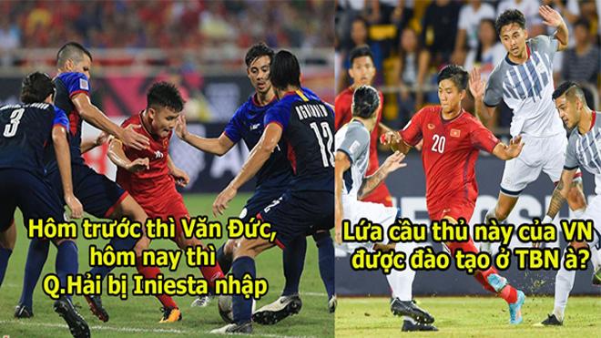 CĐV Đông Nam Á phát cuồng vì Quang Hải: Sao cầu thủ Việt Nam dùng tuyệt kỹ của Iniesta điêu luyện vậy nhỉ?