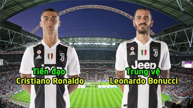 """Đội hình """"siêu tấn công"""" của Juventus trước Fiorentina: Ronaldo lĩnh xướng hàng công"""
