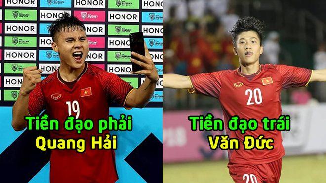 Báo châu Á công bố đội hình tiêu biểu vòng bán kết AFF Cup 2018: Quá tự hào khi Việt Nam hoàn toàn áp đảo!