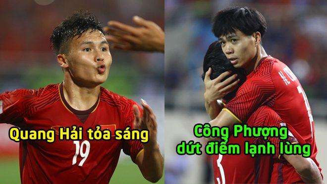 5 điểm nhấn ĐT Việt Nam 2-1 ĐT Philippines (4-2): Công Phượng chứng minh được đẳng cấp của mình