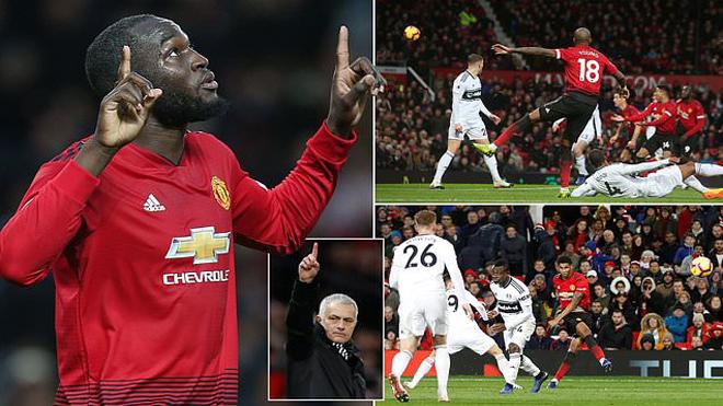 Toàn đội thi đấu rực rỡ, Man United hạ gục Fulham bằng cơn mưa bàn thắng hiếm có trong mùa giải năm nay