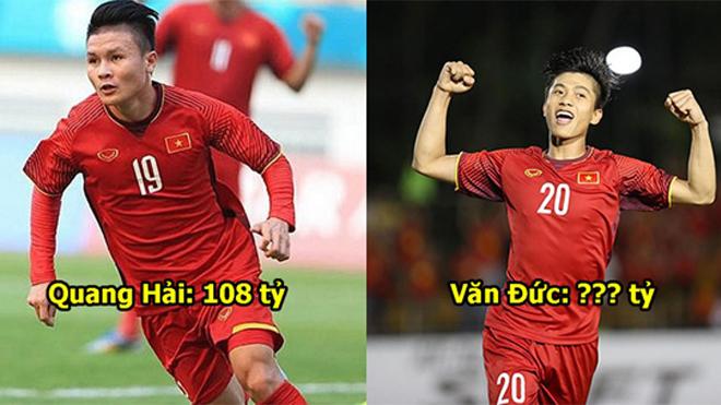 5 cầu thủ Việt Nam tăng giá mạnh nhất sau vòng bảng AFF: Quang Hải càng ngày càng giá trị