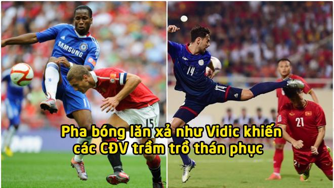 """NHM Đông Nam Á trầm trồ: """"Anh ấy là trung vệ giỏi nhất, chẳng khác nào Vidic"""""""