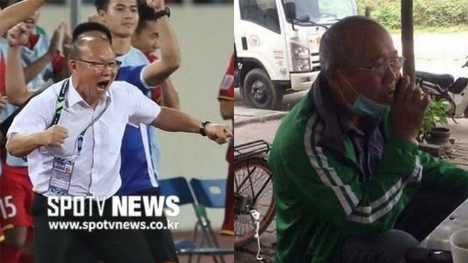 TẤU HÀI: Trước thềm chung kết, bố Park tranh thủ làm vài cuốc xe ôm kiếm thêm thu nhập mua cơm cho đàn con